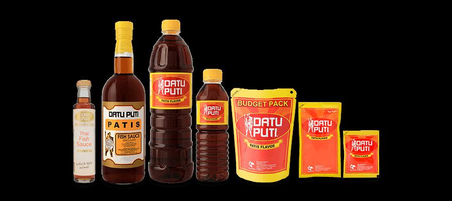 Datu Puti Fish Sauce