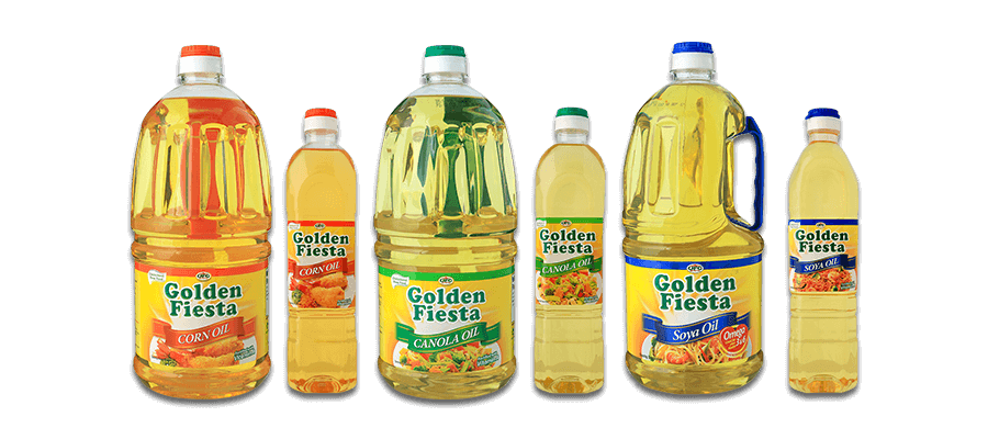 Golden Fiesta Premium Oil