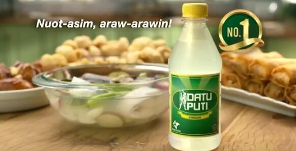 Datu Puti Vinegar