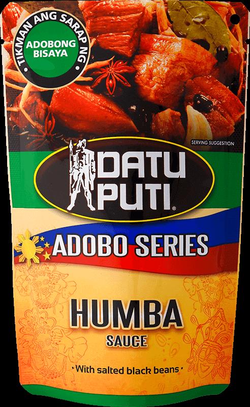 NutriAsia - Datu Puti Adobo Series: Humba 180ml