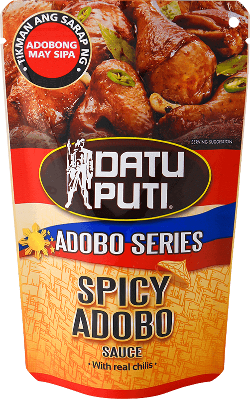 datu puti adobo series spicy
