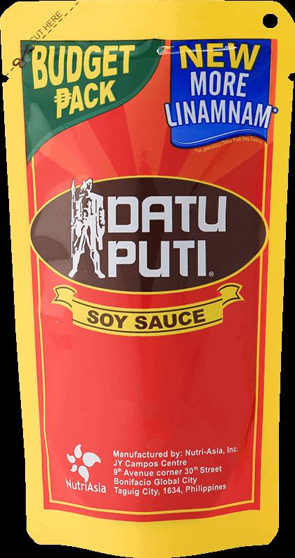 NutriAsia - Datu Puti Soy Sauce 200ml
