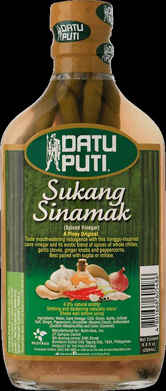 NutriAsia - Datu Puti Sukang Sinamak 250ml