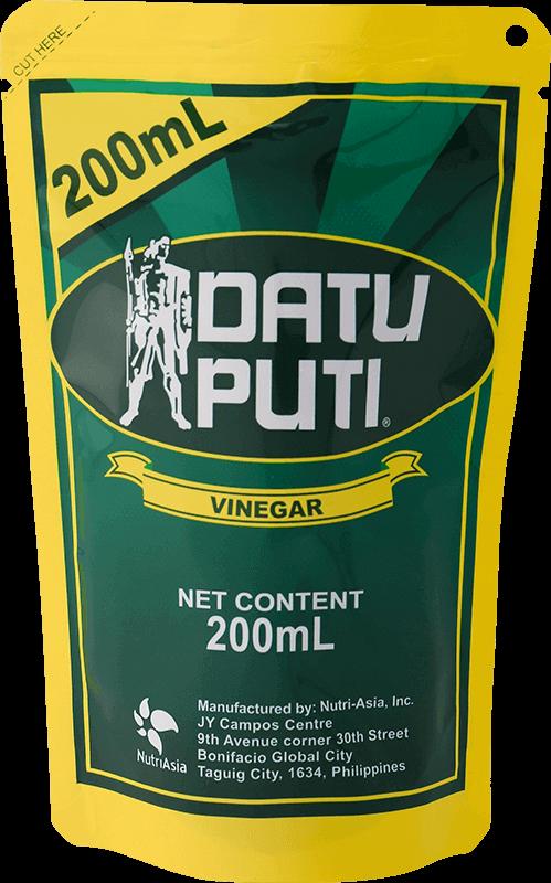 NutriAsia - Datu Puti White Vinegar 200ml