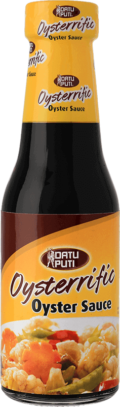 NutriAsia - Datu Puti Oysterrific Oyster Sauce 170g
