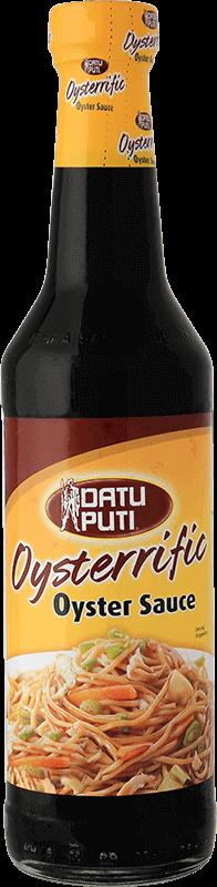 NutriAsia - Datu Puti Oysterrific Oyster Sauce 430g