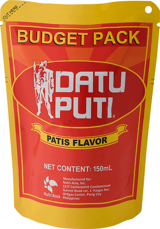 NutriAsia - Datu Puti Fish Sauce 150mL