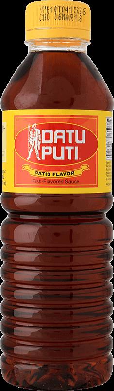 NUtriAsia - Datu Puti Fish Sauce 350mL
