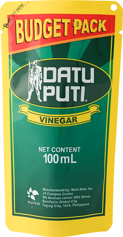 NutriAsia - Datu Puti White Vinegar 100ml