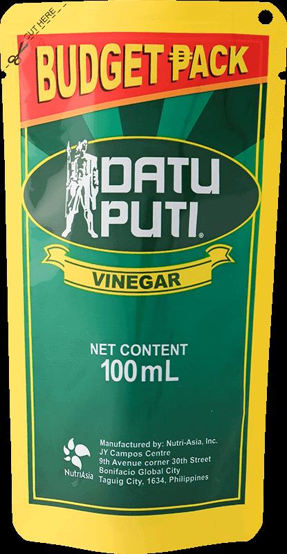 NutriAsia - Datu Puti White Vinegar 100ml