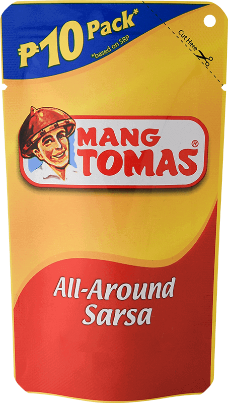 NutriAsia - Mang Tomas All Around Sarsa - Regular 100g