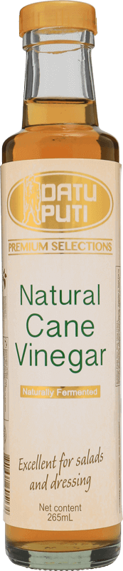 datu puti natural cane vinegar