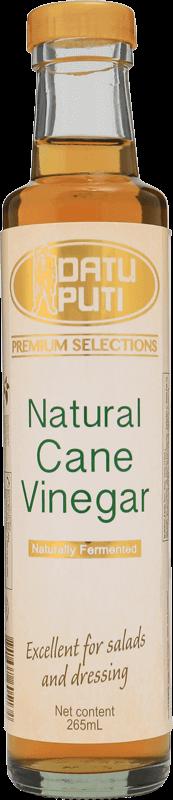 NutriAsia - Datu Puti Premium Natural Cane Vinegar 265ml