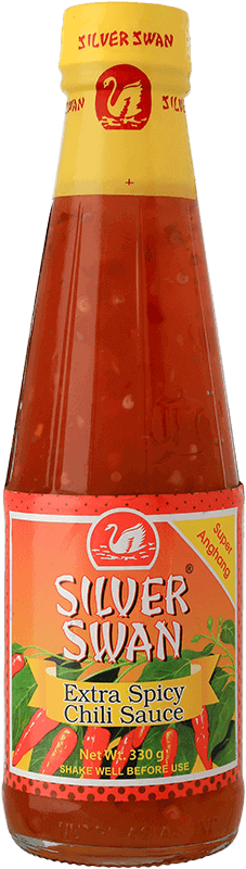 silver swan extra hot chili sauce