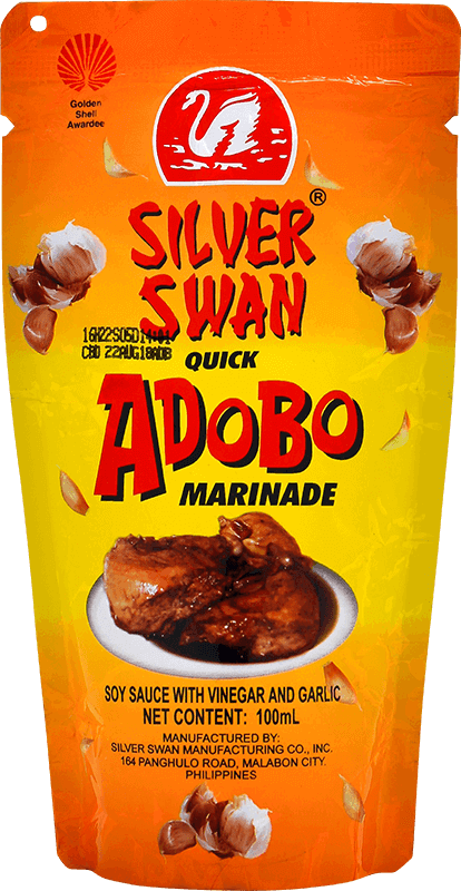 NutriAsia - Silver Swan Quick Adobo Marinade 100 mL