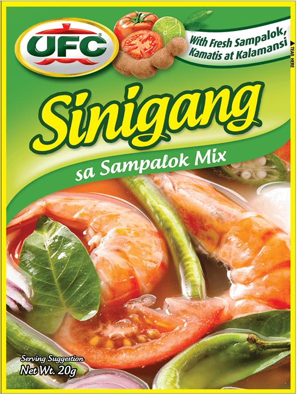 NutriAsia - UFC Sinigang Sa Sampalok Mix 20g
