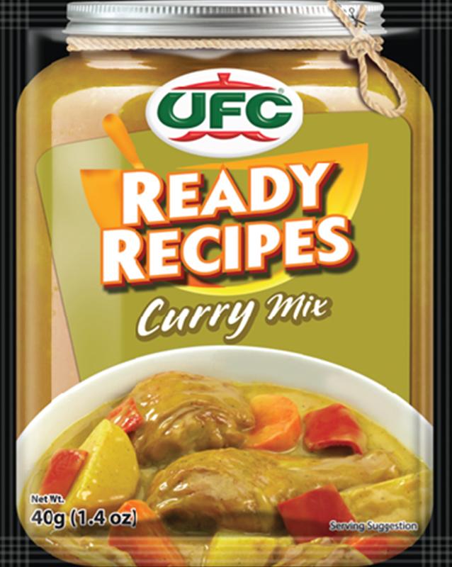 NutriAsia - UFC Ready Recipes Curry Mix 40g