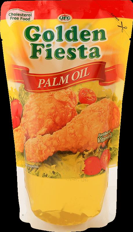 NutriAsia - UFC Golden Fiesta Cooking Oil 250ml