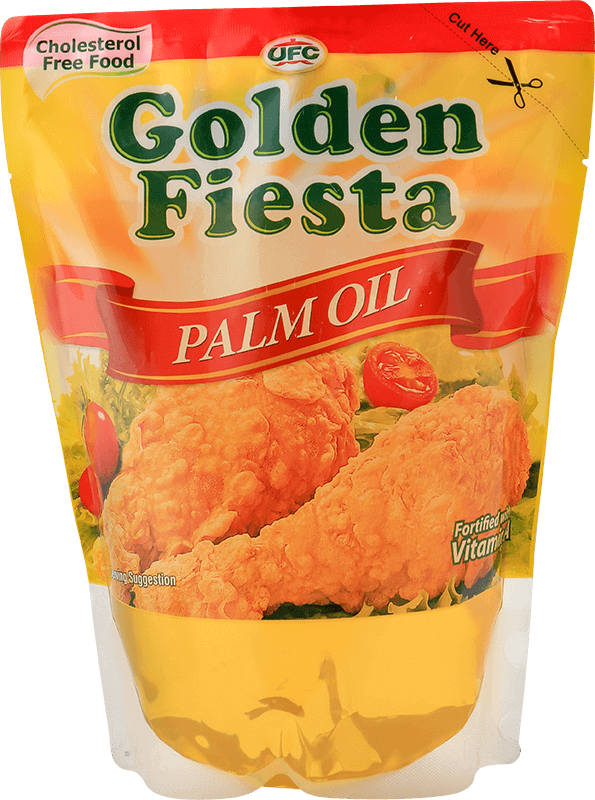 ufc golden fiesta palm oil