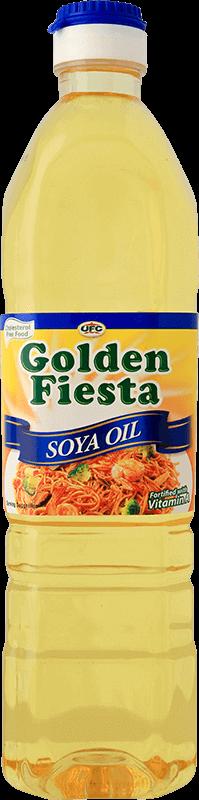 ufc golden fiesta soya oil