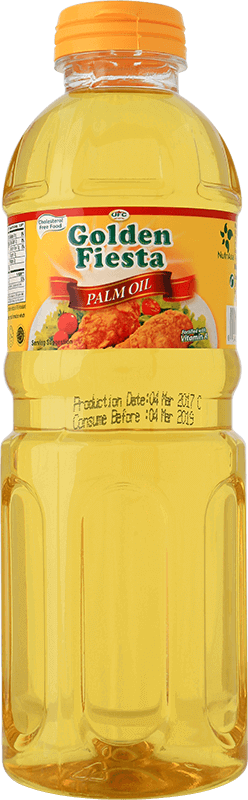 NutriAsia - UFC Golden Fiesta Cooking Oil 485ml
