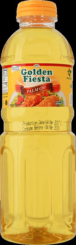 NutriAsia - UFC Golden Fiesta Cooking Oil 485ml
