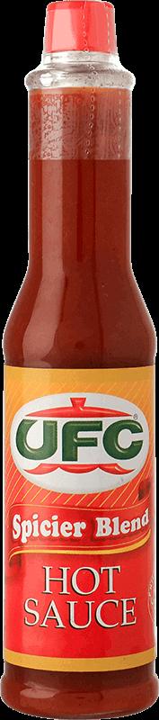 ufc hot sauce