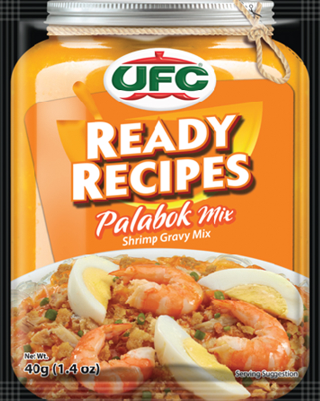 NutriAsia - UFC Ready Recipes Palabok Mix 40g