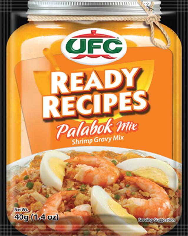 NutriAsia - UFC Ready Recipes Palabok Mix 40g