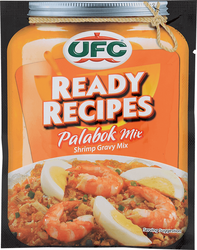 ufc ready recipes palabok mix 40g
