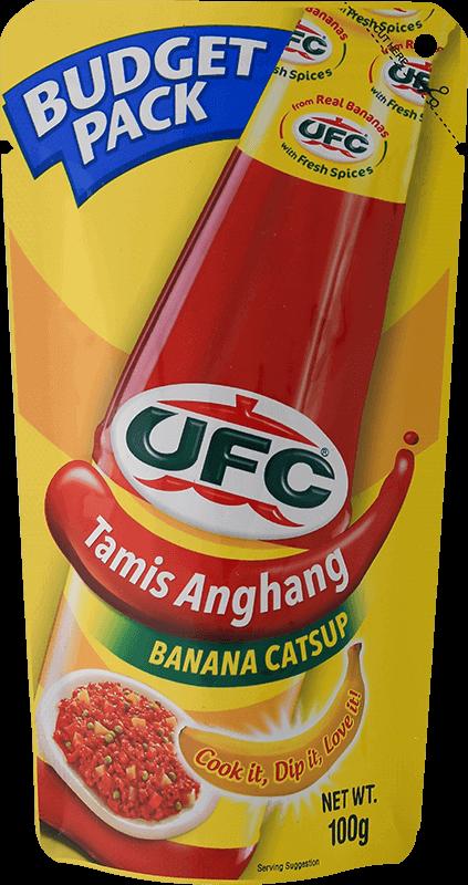 ufc tamis anghang banana catsup 100 g