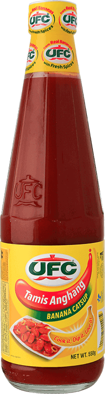 ufc tomato sauce filipino style
