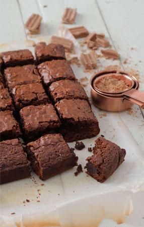 NutriAsia Choco Brownies