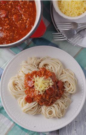 NutriAsia Pinoy Spaghetti