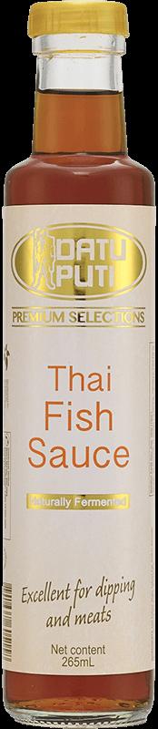 NutriAsia - Datu Puti Thai Fish Sauce 265mL