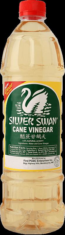 NutriAsia - Silver Swan Cane Vinegar 1L