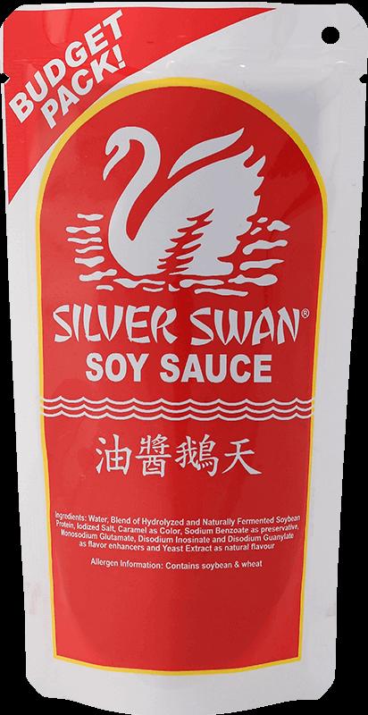 NutriAsia - Silver Swan Soy Sauce 100mL