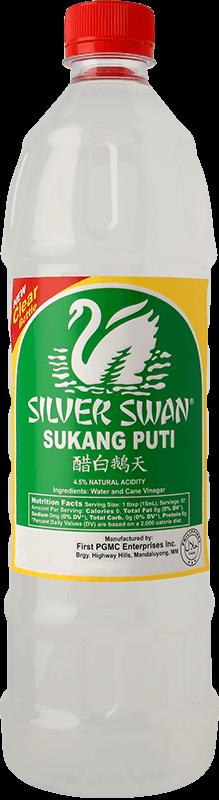 silver swan sukang puti 1L