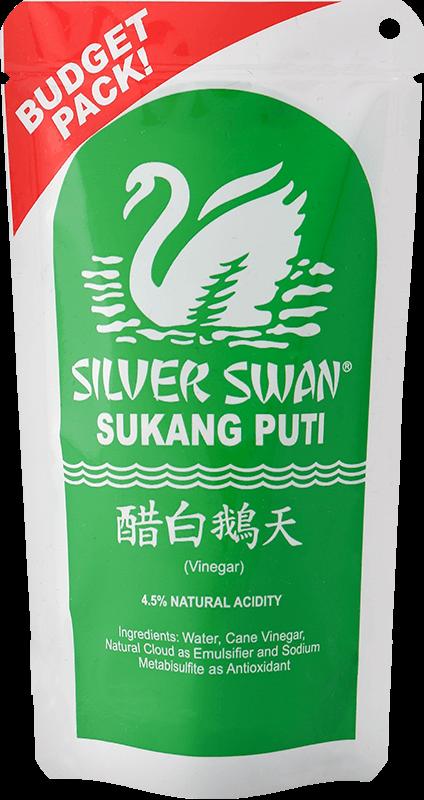 NutriAsia - Silver Swan Sukang Puti 100mL