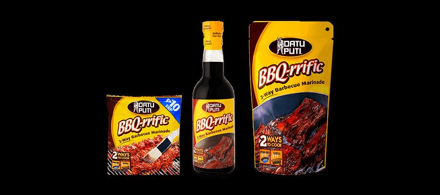 NutriAsia - Datu Puti BBQ Marinade