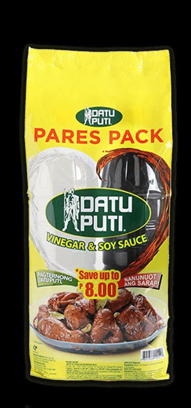 NutriAsia - Datu Puti 1L Pares Pack