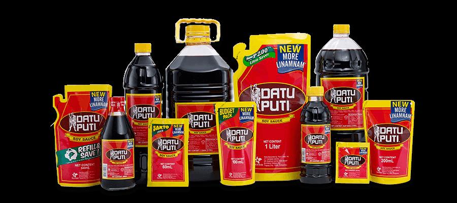 NutriAsia - Datu Puti Soy Sauce