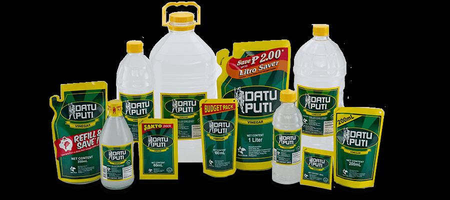 NutriAsia - Datu Puti White Vinegar