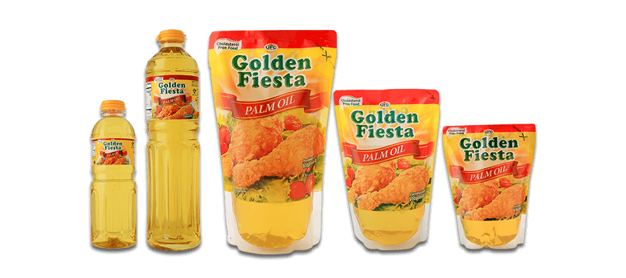 NutriAsia - Golden Fiesta Palm Oil