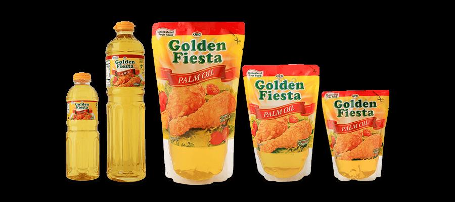 Golden Fiesta Palm Oil