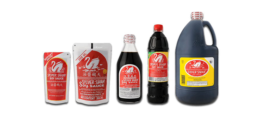 NutriAsia - Silver Swan Soy Sauce