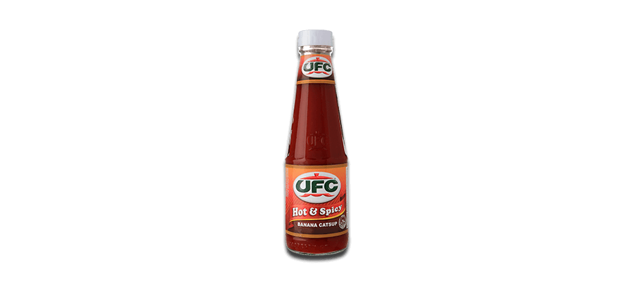 UFC Taming Anghang Catsup