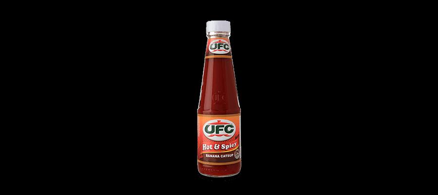 UFC Taming Anghang Catsup