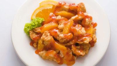 NutriAsia - Orange Chicken