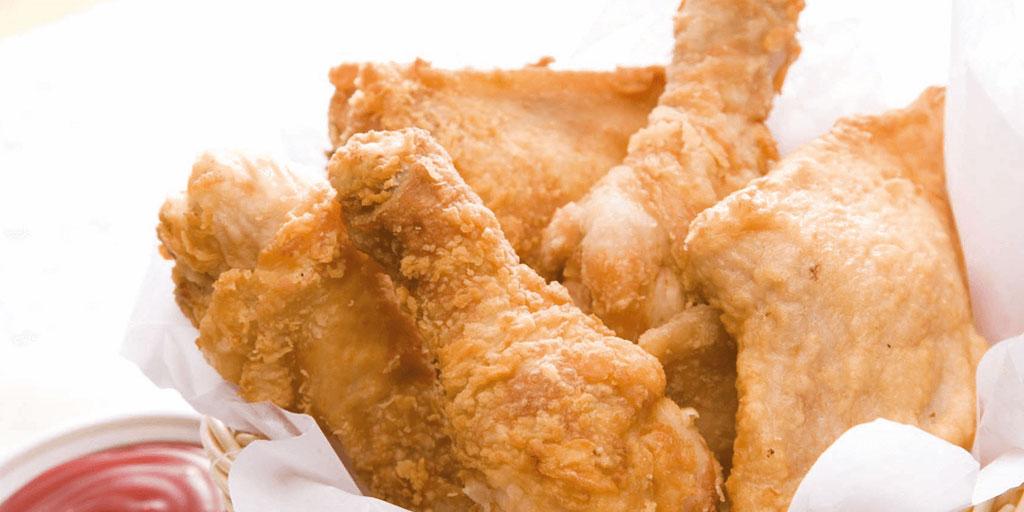 NutriAsia - Deep Fried Paprika Chicken